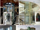 Panoramic Elevators without Pit مصاعد للفل