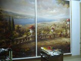 Oil Painting Modern Decorate