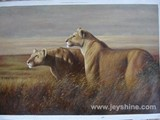 wholesale oil painting abstract animal oil painting handpaint oil painting