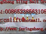 polyester webbing sling cargo lifting net