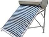compact solar water heater - صورة مصغرة