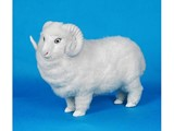 Reallik101 Animals toy Simulated Furry Antique Imitation Crafts