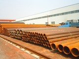 ERW pipe SAW pipe straight seam pipe