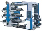 SixColor Flexography Printing Machine