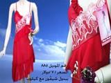 لانجري حسناء دمشق يقدم لكم تشكيلة واسعة من الالبسة الداخلية الشيفون والحرير - صورة مصغرة