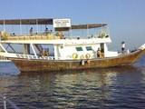 رحلات بحرية ترفيهية للنزهة صيد سمك سباحة و غوص في الإمارات - صورة مصغرة