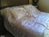 مفارش سرير فاخرة للبيع بأسعار لا تقبل المنافسة - صورة مصغرة