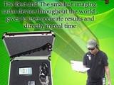 اصغر جهاز تصويري في العالم لكشف الذهب والكنوز والمعادن والمياه بباطن الارض - صورة مصغرة