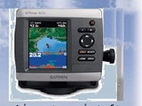 Marine GPS SBAS Navigator جهاز الملاحة الستالايت و الاعماق - صورة مصغرة
