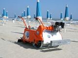 ماكينة تنظيف الشواطئ - صورة مصغرة