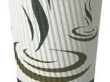 اكواب ورقية بيد للمشروبات الساخنة - صورة مصغرة