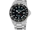 Grovana Gents Watch Diver Automatic GMT The price of Watch A