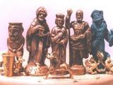 تما ثيل وتحف اثريه قديمه جدا - صورة مصغرة