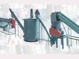 ماكينة إعادة تدوير وغسل قارورات المياه البلاستيكية - صورة مصغرة