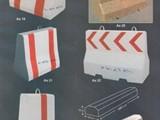 للبيع صبات اسمنت حواجز خرسانية بلوكات صناعية أمنية حواجز بناء - صورة مصغرة