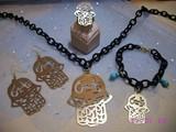 Alia Accessories أحدث الاكسسورات اليدوية بالاحجار الكريمة والنحاس الاوروبى