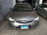 honda civic 2008 zero in out