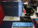 ماكينة طباعة سلك سكرين وبصمة ذهبى وفضى والوان بالكمبيوتر - صورة مصغرة