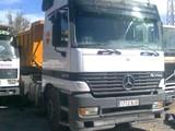Mercedes Actros Truck 18 43 - صورة مصغرة