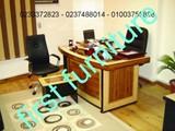مصانع اثاث مكتبي متكامل مكاتب كوانترات شانونات ترابيزات لدى فرست - صورة مصغرة