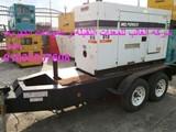 للبيع مولد كهرباء اسوزو يابانى 70 كفأ كاتم صوت - صورة مصغرة