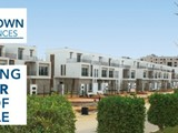 Townhouse for sale Newly design compound Westown Residence Beverly Hi - صورة مصغرة