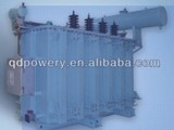 35KV S9 series oil immersed power transformer - صورة مصغرة