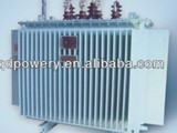 S9 S11 Series 10KV Oil Immersed power Transformer - صورة مصغرة