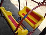 مراجيح اطفال الفرسان فيبرجلاس - صورة مصغرة