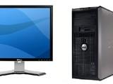 جهاز كمبيوتر اوريجينال Dell core2 due شاشه LCD17 بسعر مغرى - صورة مصغرة