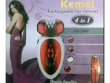 kemei ماكينة ازالة الشعر 41 - صورة مصغرة