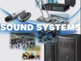 أنظمة صوتيات لاسلكيه وعاديه للمؤتمرات والمحاضرات ودور العباده - صورة مصغرة