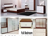 New Bedroom made in turkey 2 years waranty - صورة مصغرة