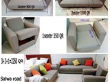 New Sofabed made in turkey 2 years waranty