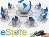المخزن الالكتروني eStore Web Application - صورة مصغرة