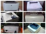 Printer Laser Xerox Samsung HP طابعه ليزر اسود دوبلكس نتورك