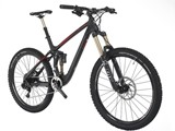 BIANCHI ETHANOL 271 FS ENDURO MOUNTAIN BIKE 2015 FULL SUSPENSION MTB - صورة مصغرة