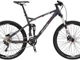 BIANCHI JAB 272 FS MOUNTAIN BIKE 2015 FULL SUSPENSION MTB - صورة مصغرة