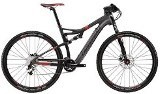 CANNONDALE SCALPEL 29 CARBON 3 MOUNTAIN BIKE 2015 FULL SUSPENSION MTB - صورة مصغرة