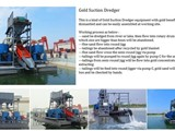 Gold suction dredger - صورة مصغرة