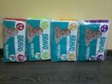 برافو حفاضات الاطفالBravo Baby diapers