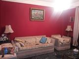 شقة مفروشة للايجار بموقع مميز مستوى راقي مدينة نصر بمكرم عبيد بجوار ال - صورة مصغرة