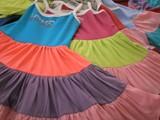 فستان اطفال قطن 100 - صورة مصغرة