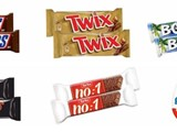 شوكولا Twix Snickers Bounty Mars Kinder