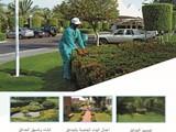 شركة متاع التجارية لتنسيق وصيانة الحدائق الرياض
