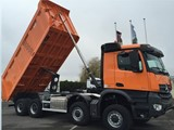 MERCEDES AROCS 4151 88 4 back tipper 32 tons