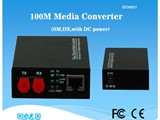 manufacture of 100M fiber media converter for Analog camera - صورة مصغرة