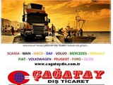 Accessories parts for heavy medium duty trucks buses made in Turkey - صورة مصغرة