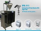 ماكينة تعبئة نظام التعبئة الحلزونيمساحيق - صورة مصغرة