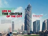 شقق سكنية فاخرة للبيع بمنطقة البرج دبي باقساط ميسرة تصل الى 3 سنوات - صورة مصغرة
